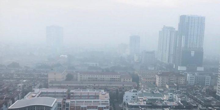 Chỉ số ô nhiễm môi trường ở TP.HCM vẫn ở mức rất cao
