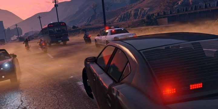 GTA V Roleplay game hành động dành riêng cho PC – Sức hút không thể hạ nhiệt