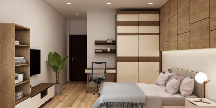 TOP 3 mẫu thiết kế phòng ngủ theo lứa tuổi đẹp nhất 2020